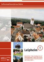 Informationsbroschüre der Stadt Leipheim
