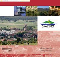 Informationsbroschüre der Gemeinde Sinzheim