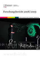 Forschungsbericht 2008/09 der Fachhochschule Kaiserslautern