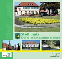 Die Bürgerinformationsbroschüre der Stadt Lauta
