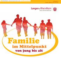 Familienbroschüre Langen