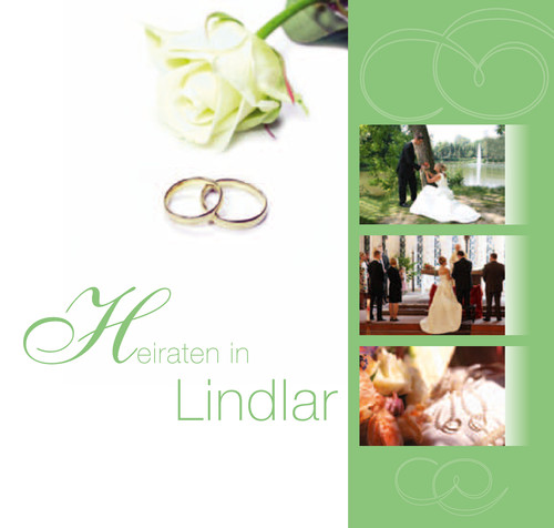 Hochzeitsbroschüre der Stadt Lindlar