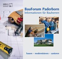 Bau-Broschüre der Stadt Paderborn