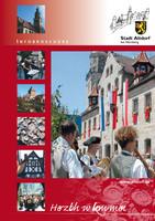 Informationsbroschüre der Stadt Altdorf bei Nürnberg