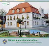 Bürger-Informationsbroschüre