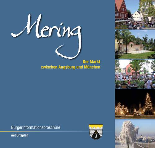 Informationsbroschüre der Marktgemeinde Mering