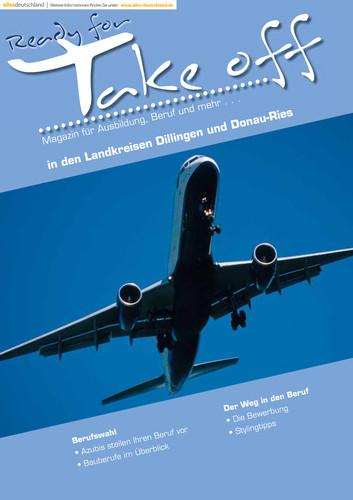 Take off - Magazin für Ausbildung, Beruf und mehr