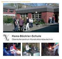 Hans-Böckler-Schule Oberstufenzentrum Konstruktionsbautechnik