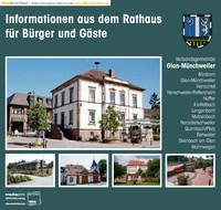 Informationen aus dem Rathaus für Bürger und Gäste