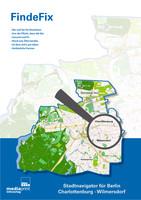 FindeFix - Stadtnavigator für Berlin Charlottenburg - Wilmersdorf