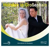 Heiraten in Großenhain - Informationen für Brautpaare
