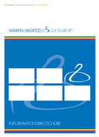 Bürgerinformationsbroschüre der Stadt Waren (Müritz)