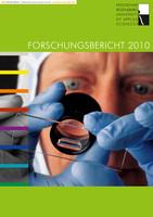 Fachhochschule Regensburg - Forschungsbericht 2010