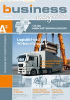 A3 businessmagazin des Wirtschaftsraumes Augsburg - Logistik