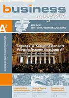 A3 businessmagazin des Wirtschaftsraumes Augsburg - Veranstaltungen