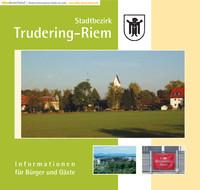 Die offizielle Informationsbroschüre für den Stadtbezirk Trudering-Riem