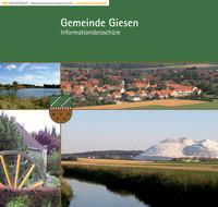 Bürger-Informationsbroschüre der Gemeinde Giese