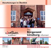 Das Bürgeramt Lüneburg informiert
