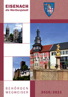 Behördenwegweiser der Stadt Eisenach