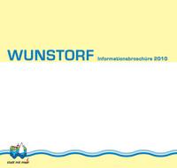 Informationsbroschüre der Stadt Wunstorf