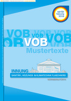 VOB Mustertexte der Innung Nürnberg/Fürth