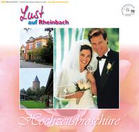 Hochzeitsbroschüre der Stadt Rheinbach