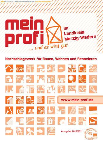 Mein profi...und es wird gut - im Landkreis Merzig-Wadern