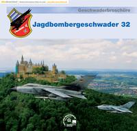 Informationsbroschüre des Jagdbombergeschwader 32 ECR.