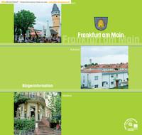 Informationsbroschüre der Stadt Frankfurt am Main - OB 2 Bockenheim