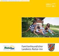 Familienfreundlicher Landkreis Rottal-In