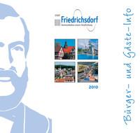 Bürger- und Gäste-Info der Stadt Friedrichsdorf