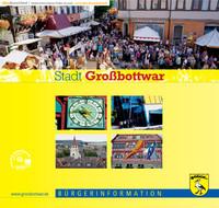 Bürgerinformationsbroschüre der Stadt Großbottwar