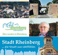 Seniorenbroschüre - Älter werden in Rheinberg