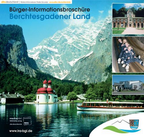 Bürgerinformationsbroschüre des Berchtesgadener Land