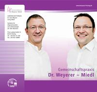 Gemeinschaftspraxis Dr. Weyerer – Miedl