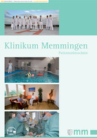 Klinikum Memmingen - Patienteninformation