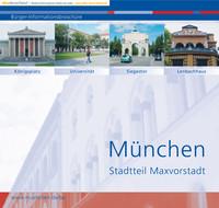 Stadtteilbroschüre Maxvorstadt