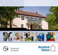 Westklinik Dahlem Patienteninformationsbroschüre