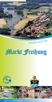 The official Informationbroschure of the city Freihung