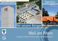 Neubau Zentrale Feuerwache und Betriebshof