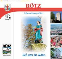 Bürger-Informationsbroschüre der Stadt Rötz