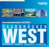 Bürger-Informationsbroschüre Stadtteil West der Landeshauptstadt Saarbrücken