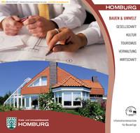 Bauen in Homburg - Informationsbroschüre für Bauwillige