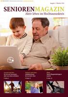 Seniorenmagazin - Aktiv leben im Hochtaunuskreis