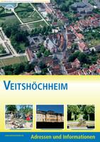 Bürger-Informationsbroschüre der Gemeinde Veitshöchheim (Einleger)
