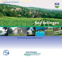 Bürger-Informationsbroschüre der Gemeinde Bad Bellingen