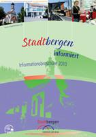 Bürger-Informationsbroschüre der Stadt Stadtbergen