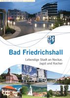 Imagebroschüre der Stadt Bad Friedrichshall