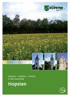 Bürger-Informationsbroschüre der Gemeinde Hopsten