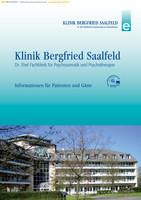 Patientenbroschüre der Klinik Bergfried